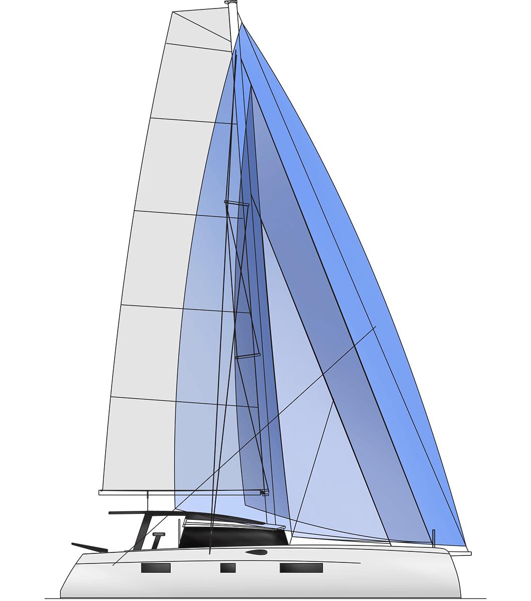 Sailplan VCAT44